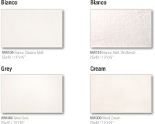 Bianco / Grey / Cream