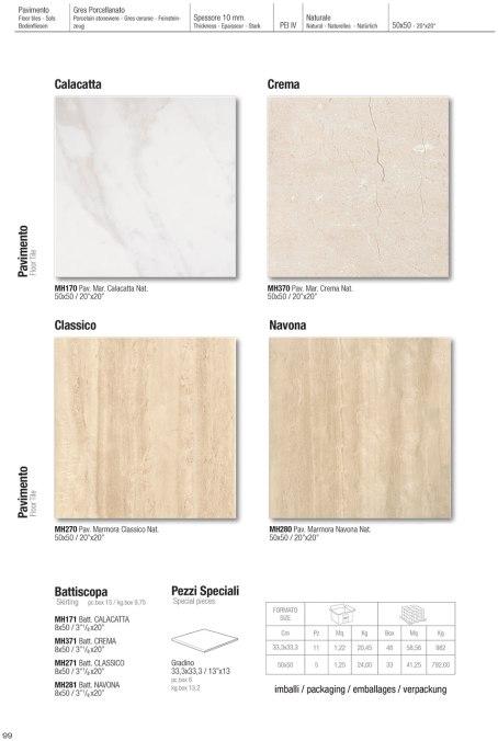 Marmora / floor-pavimento 50x50