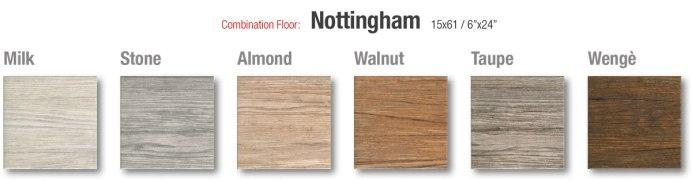 Combination Floor / Pavimenti coordinati